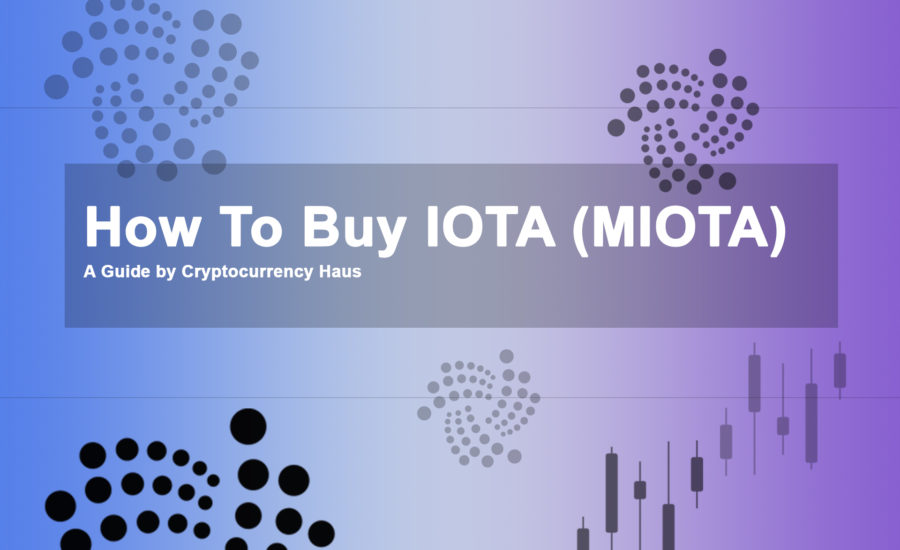 how to purchase iota cryptocurrency