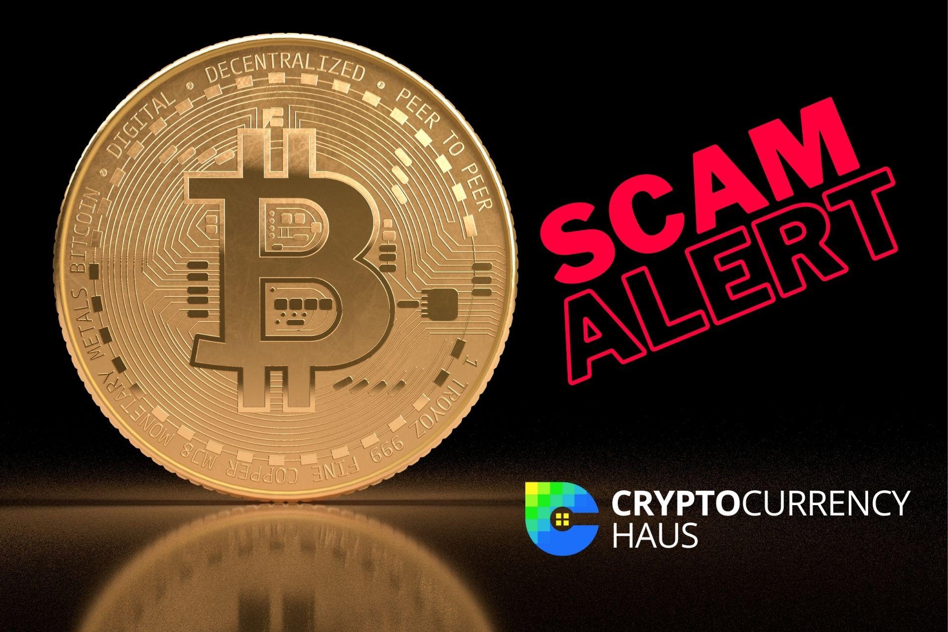 scam bitcoin prekybos sistema)